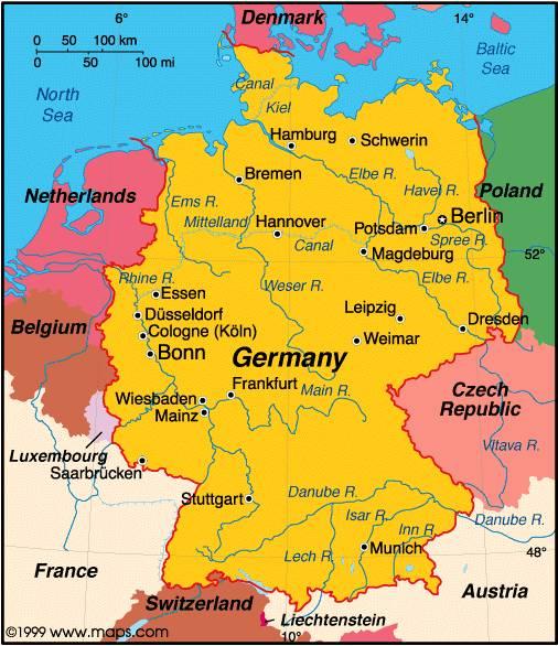 Germania Overseas Travel