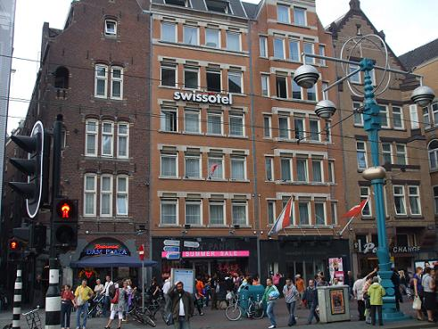 Swiss tel amsterdam overseas travel for Swissotel amsterdam
